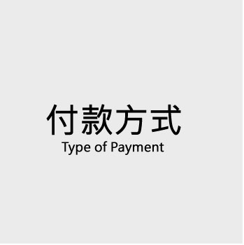 Type of Payment